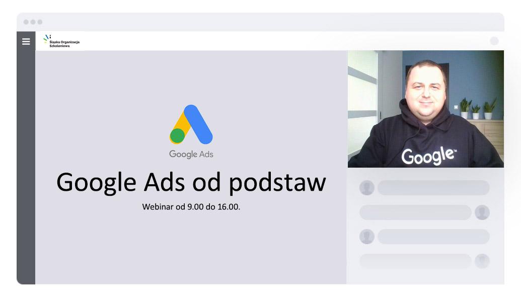 Szkolenie Google Ads od podstaw