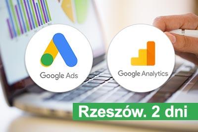 Szkolenie Google Ads i Google Analytics Rzeszów