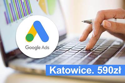 Szkolenie Google Ads Katowice