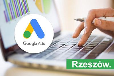 Szkolenie Google Ads Rzeszów