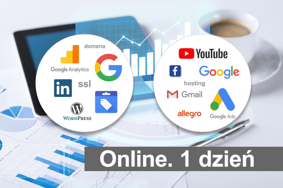Szkolenie kurs marketing internetowego